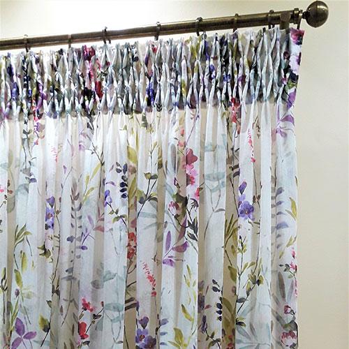 cortina estampada, corticasa - almería